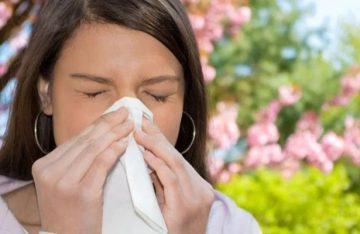 En época de frío aumentan los casos de alergia y asma: Especialista