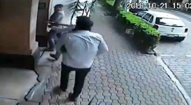 Confirman como robo el móvil del ataque a casa de Norberto Rivera