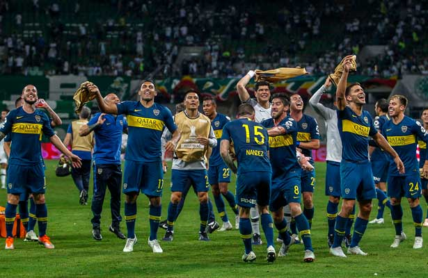 Enloquece Argentina por final Boca-River en Libertadores