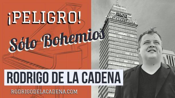 Solo Bohemios / Carlos Lico: El señor de la voz de oro