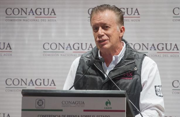 Hoy regresará el suministro de agua a la ciudad: Ramón Aguirre