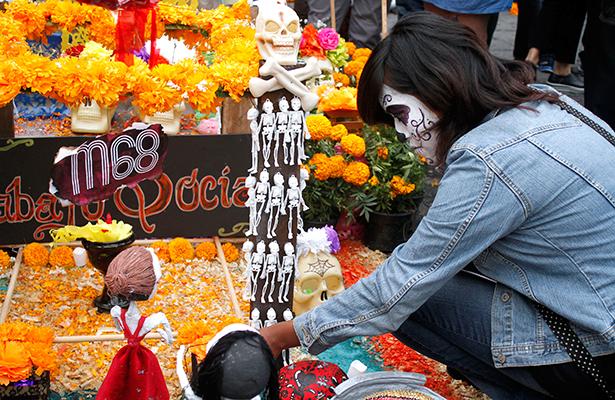 Día de muertos en CDMX generó derrama económica de más de 2 mil 344 mdp
