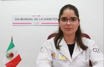 El 13.9% de los adultos en la CDMX padecen diabetes y 17% pre diabetes