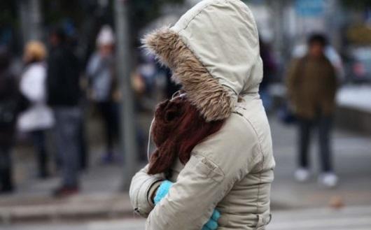Nuevo frente frío provocará intensas lluvias en gran parte del país