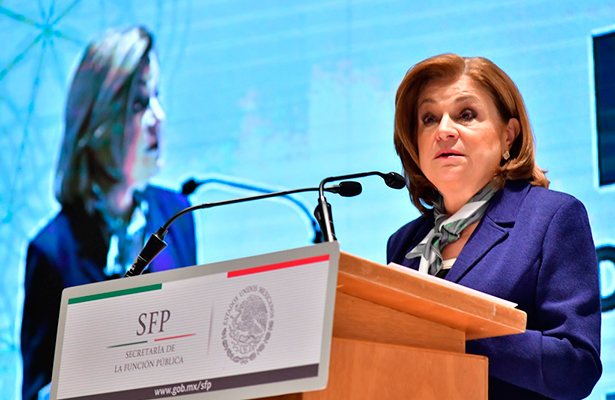 Llama SFP a contralores de México a no quitar el dedo del renglón en el combate a la corrupción