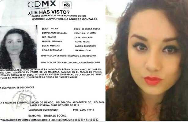 """Crimen organizado tras """"levantón"""" y muerte de Lluvia Paulina y su novio colombiano"""