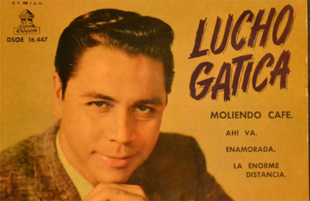 Fallece cantante y actor chileno Lucho Gatica