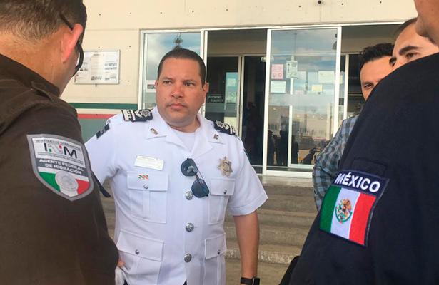 Comisionado General de la Policía Federal destaca que no se haya criminalizado a la migración