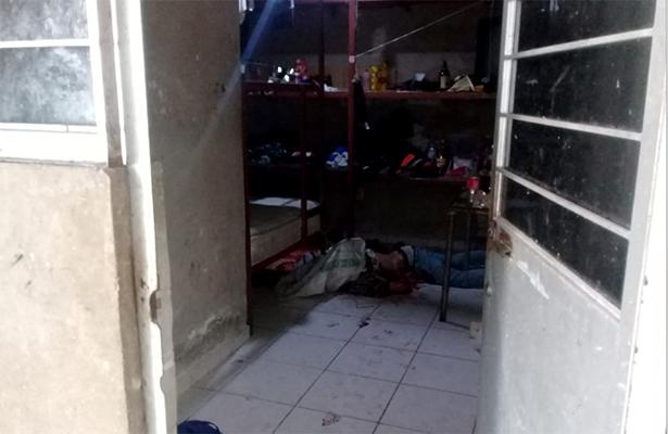 Masacran a dos chavos en Atizapan, Estado de México