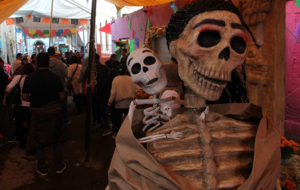 Mixquic, la magia del Día de Muertos
