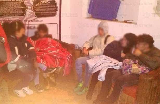 Rescata SS a personas extraviadas en el Nevado de Toluca