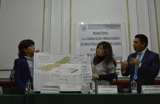 Clarificar estatus del Parque Reforma Social