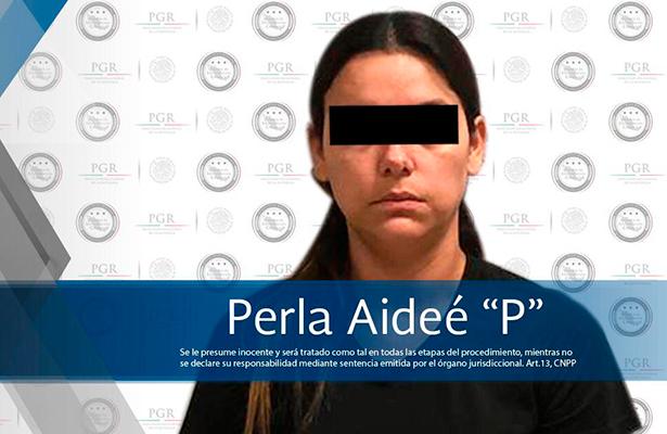 Capturan a esposa de ex funcionario de Argentina