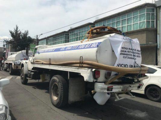 Emite la CDMX recomendaciones ante el corte de agua