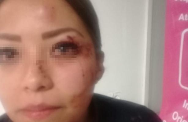 Borrachin golpea a policía para evitar ser detenido