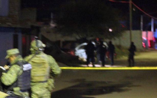 Comando armado ejecuta a dos personas en Fresnillo, Zacatecas