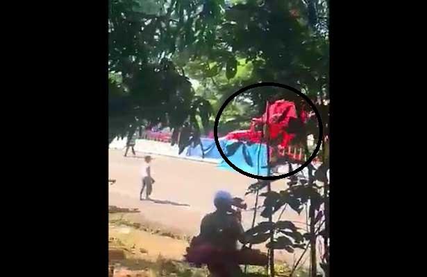 Tráiler embiste a grupos de maestros en Tapachula [VIDEO]