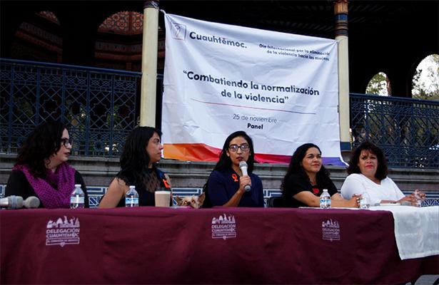 Por una ciudad donde las mujeres no tengan miedo: Ana Villagrán