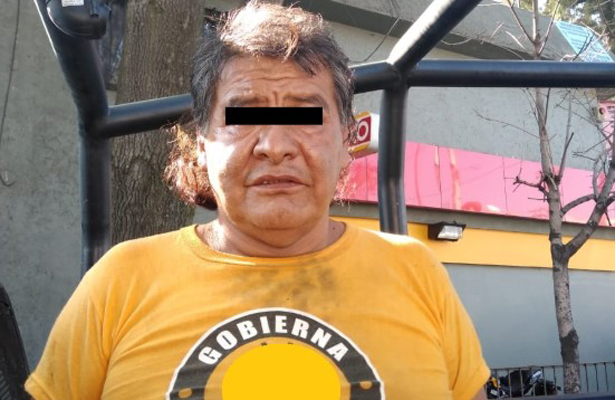 Abusó de sus hijastras en diferentes ocasiones, una de ella es de 7 años
