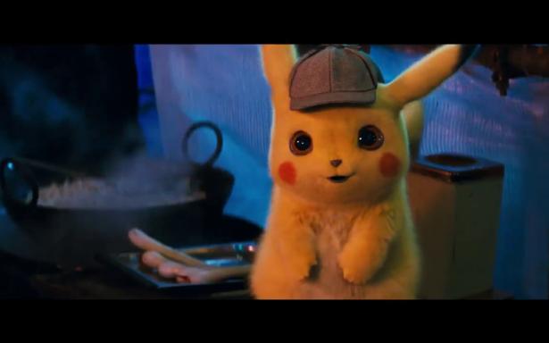 Detective Pikachu: mira el tráiler oficial de la primer película Pokémon en live action