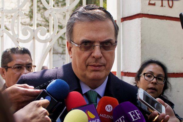 Inician acciones del gobierno de AMLO con países del Triángulo Norte de Centroamérica: SRE