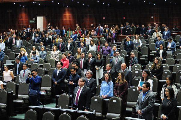 Aprueban diputados minuta de la Ley Orgánica de la Fiscalía General de la República.