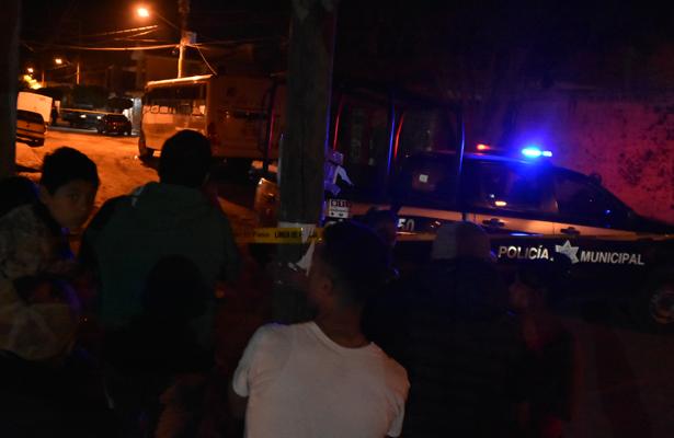 Sin mediar palabra lo plomean, lo dejan herido en Irapuato