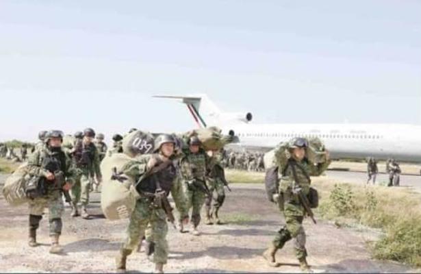 Policía Militar refuerza tareas de patrullaje y vigilancia en Tamaulipas
