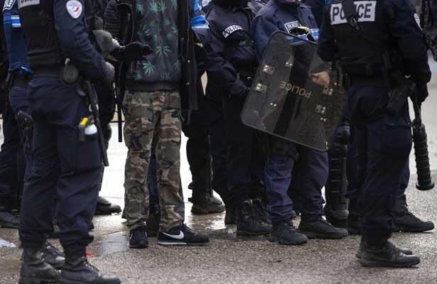 Francia teme una explosión de violencia
