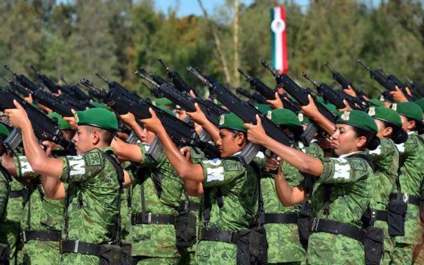 Entra en vigor la Guardia Nacional