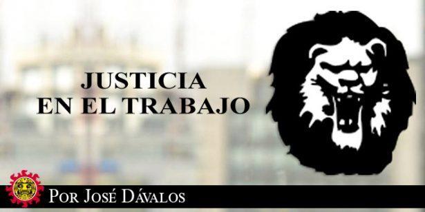 Justicia En El Trabajo / Pago del aguinaldo sin contrato
