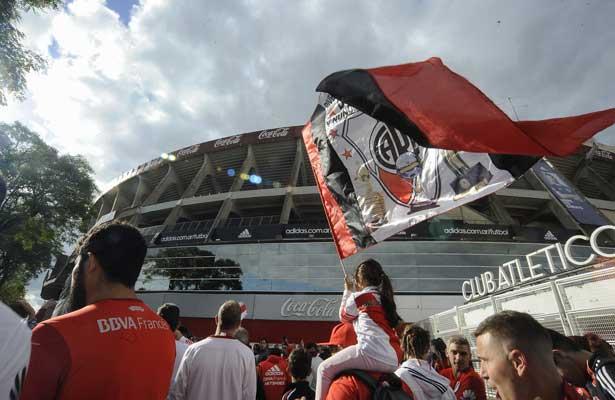 River Plate se niega a jugar la final de la libertadores