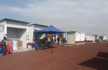 [Fotos] Tras dos años reabren mercado de cohetería San Pablito