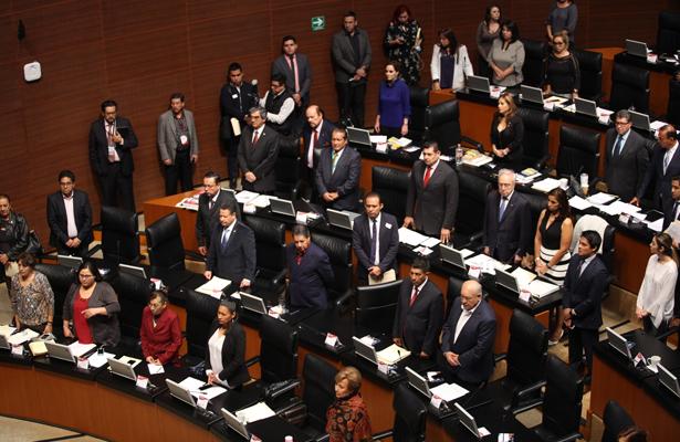 Solicita Senado 3 mil 940 MP de presupuesto para 2019