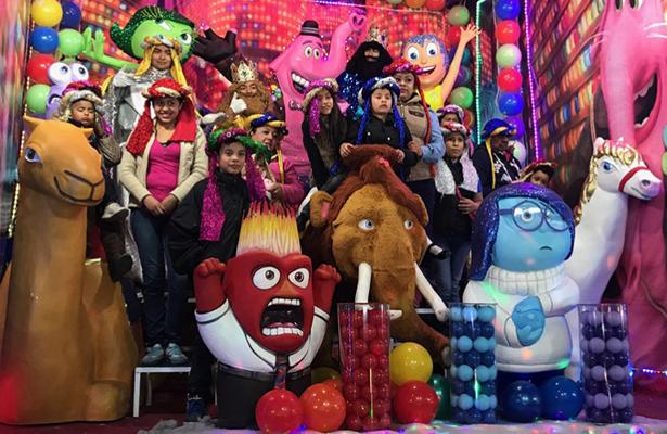 No volverán este año Santa Claus y Los Reyes Magos a la Alameda Central