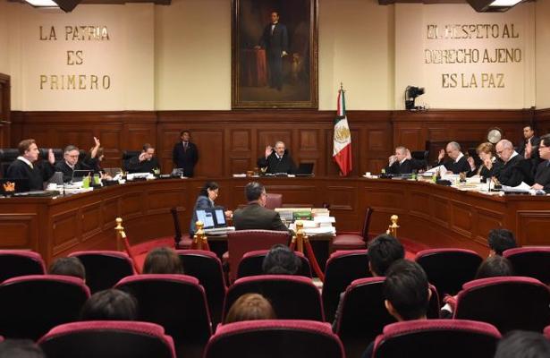 Suspende la SCJN la ley de Remuneraciones