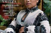Vogue dedica su portada a Yalitzia Aparicio