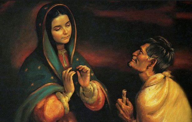 Historia de la aparición de la Virgen de Guadalupe