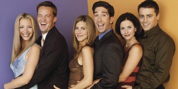 ¡Adiós Friends de Netflix!