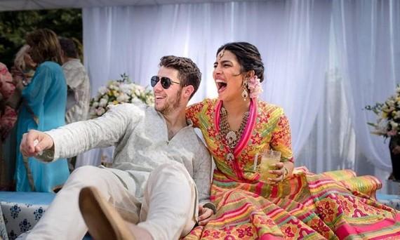 Priyanka Chopra y Nick Jonas festejan boda maratónica
