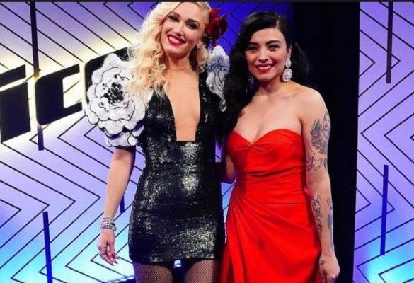 Mon Laferte canta junto a Gwen Stefani en La Voz (Video)