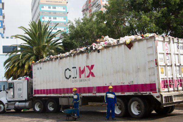La producción de basura en el país significa un problema para las administraciones locales