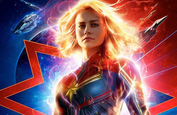 [Video] Hay nuevo póster y tráiler de Captain Marvel