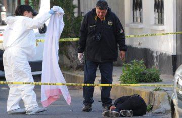 Asesinan a hombre a unas cuadras del Reclusorio Oriente