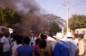 Terrorismo electoral de Morena en San Dionisio