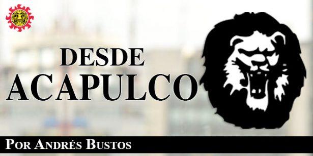 Desde Acapulco / Presupuesto retenido destinado al estado de Guerrero para este año