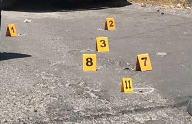 Brutal asesinato en Iztapalapa