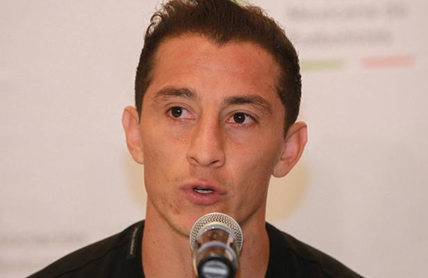 Por lesión, Andrés Guardado queda fuera de las canchas