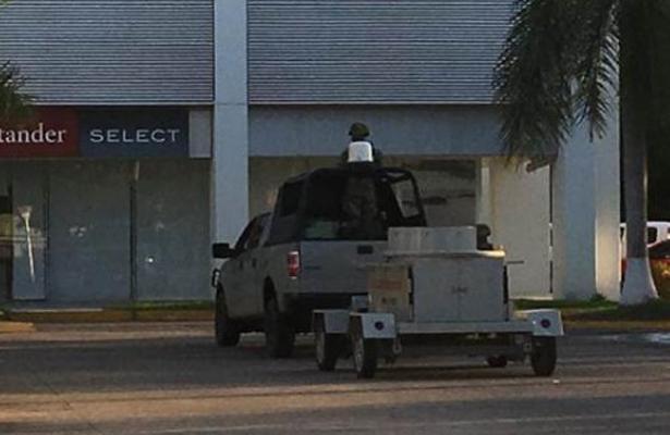 Hallan artefacto explosivo en plaza comercial de Campeche