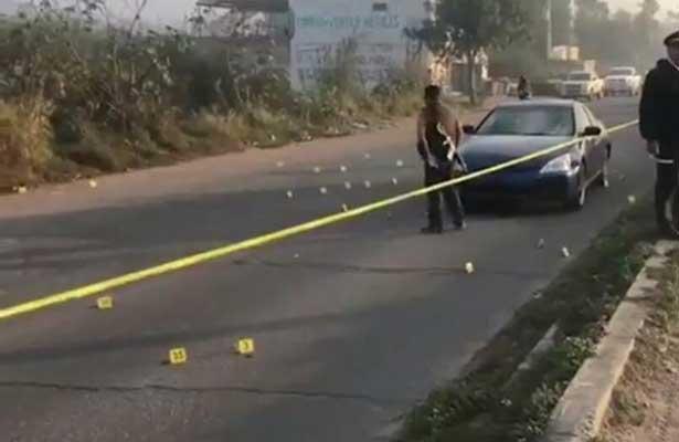 Asesinan al director operativo de la policía de El Salto, Jalisco